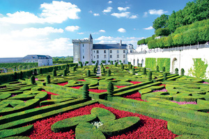 france chateau de villandry fo