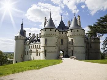 image du voyage scolaire Val de Loire D'Azay-le-Rideau au Clos Lucé