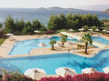 grece crete agios hotel candia park village piscine aerien