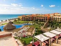 séjour mexique hotel ocean coral turquesa vue ensemble
