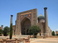 ouzbekistan samarkand