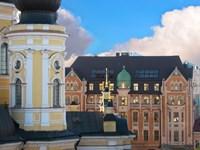 séjour russie hotel dostoevsky facade