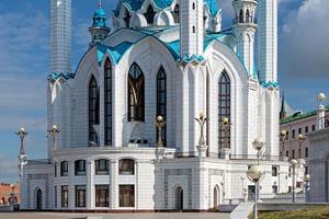 russie kazan mosquee qolsharif  it