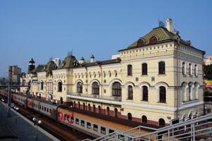 russie vladivostok gare ferroviaire  fo