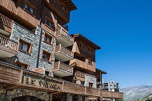 tignes residence nevada 2