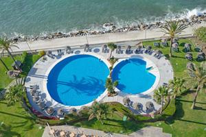 vingnette espagne hotel thb torrequebrada piscine