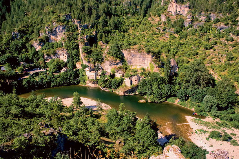 (image) image Gorges du Tarn France Languedoc Roussillon 70 it_173606243