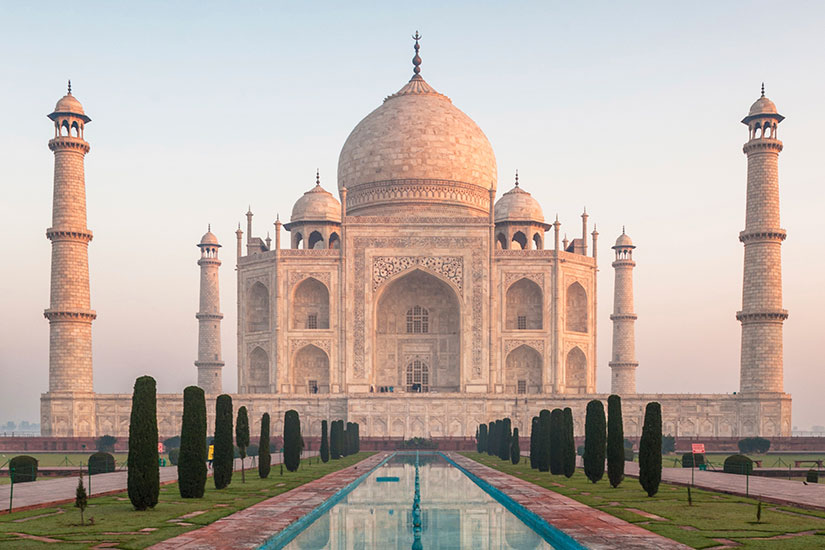 (image) image Inde Agra Taj Mahal  it