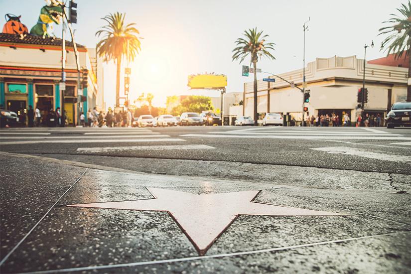 (image) image Marche de la renommee Hollywood 33 as_139625892