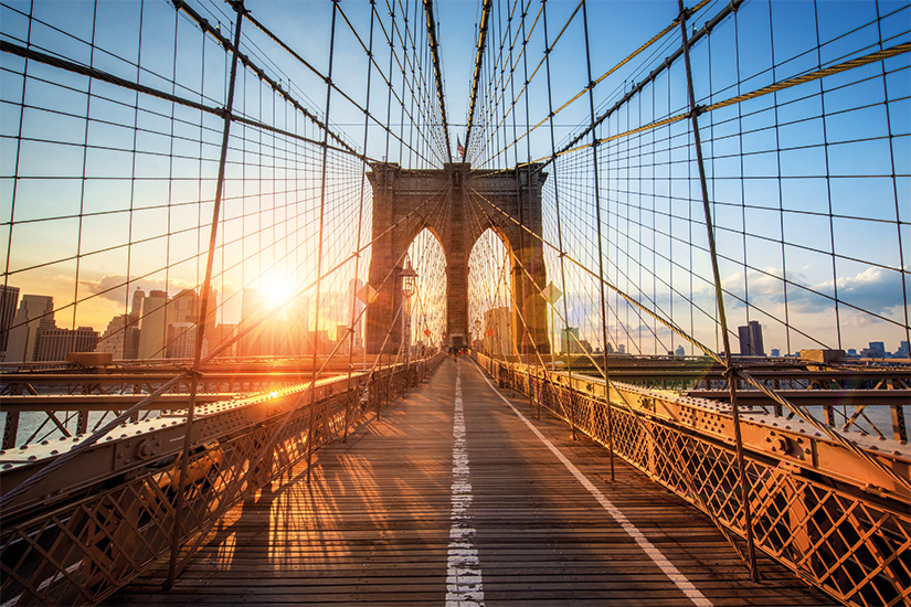 (image) image Pont de Brooklyn a New York aux Etats Unis 14 as_87335557