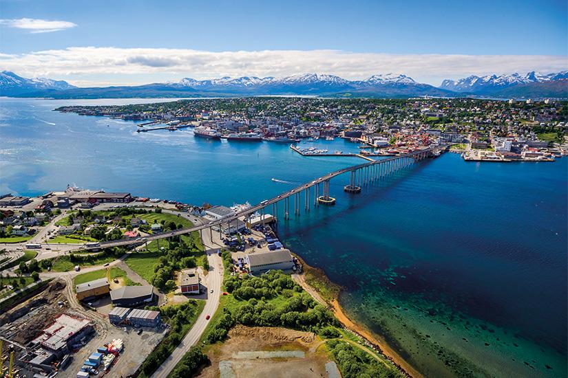 (image) image Pont de la ville de Tromso Norvege 39 it 683319826