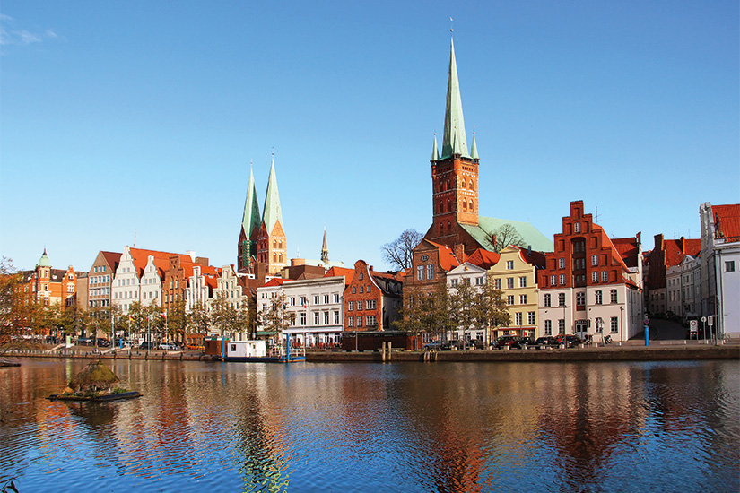 (image) image Vieille ville de Lubeck Allemagne 09 as_63342528