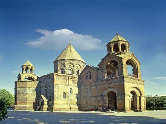 (image) image armenie etchmiadzin