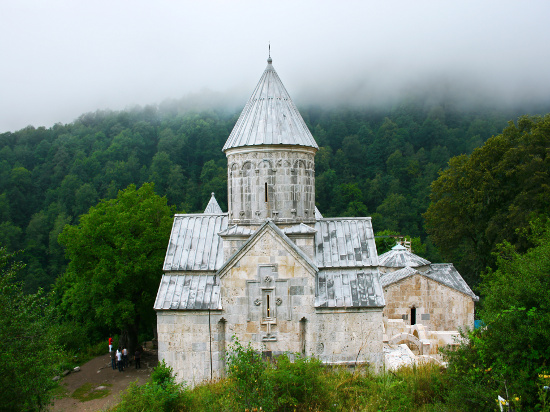 (image) image armenie haghartsin monastere