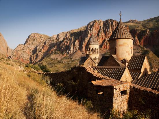 (image) image armenie noravank.monastere