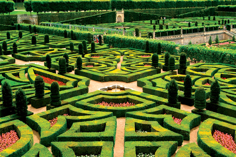 (image) image jardins chateau loire vallee france 37 as_127211117