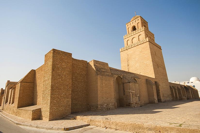 (image) image tunisie kairouan grande mosquee sidi okba 15 it_185288449