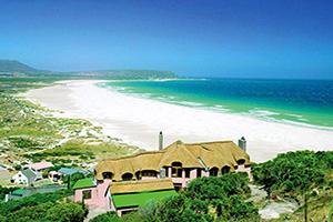 afrique du sud cape town hout bay plage  fo