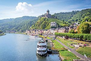 Croisière Rhin et Moselle - Sens Trèves/Strasbourg