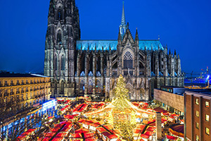 (vignette) Vignette Allemagne Cologne Marche Noel  fo