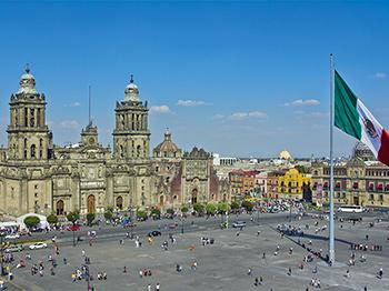 circuit amerique latine mexico city