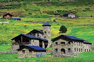 andorre village  it