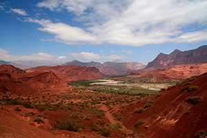 argentine andes province salta  it