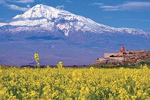 armenie mont ararat panorama  fo