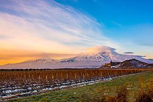 armenie mont ararat eglise  it