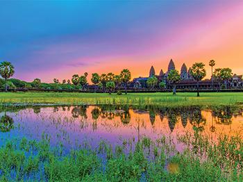 asie cambodge thailande angkor