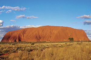 australie ayers rock