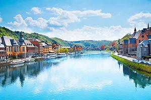 (vignette) Vignette Belgique Dinant Fleuve Meuse  it