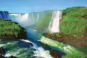 bresil chutes iguacu  fo