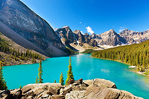 canada parc national banff lac moraine  it
