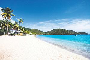caraibes antigua et barbuda plage sur la mer des caraibes et carisle bay  it