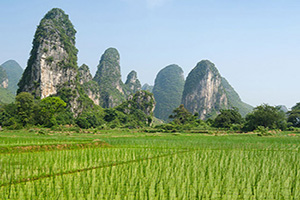 chine guilin paysage  it
