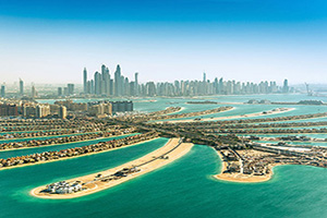 emirats arabes unis dubai palm jumeirah  it