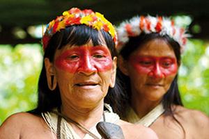 equateur amazonie tribu  fo not found