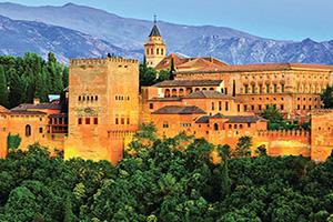 espagne grenade alhambra palais  fo