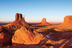 circuit etats unis arizona monument valley  fo