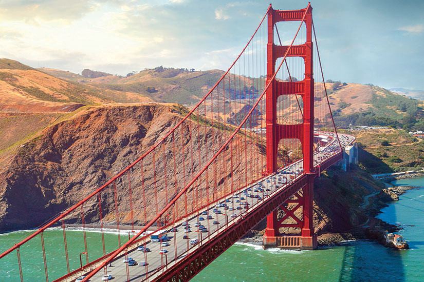 etats unis californie san francisco golden gate  fo