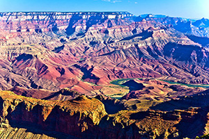 etats unis grand canyon  it