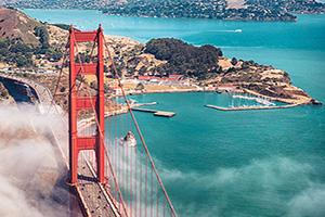 (vignette) Vignette Etats Unis San Francisco Golden Gate  it