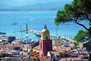 france cote azur saint tropez eglise  it