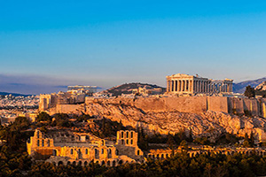 circuit grece athenes acropole parthenon  it