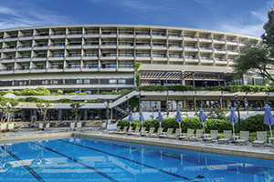 grece corfou holiday palace vue ensemble
