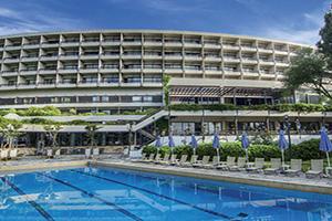 grece corfou holiday palace vue ensemble