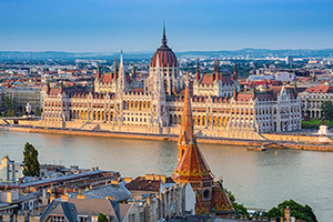 hongrie budapest parlement  fo