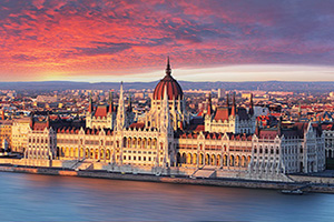 hongrie budapest parlement  it