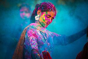 inde festival holi  it